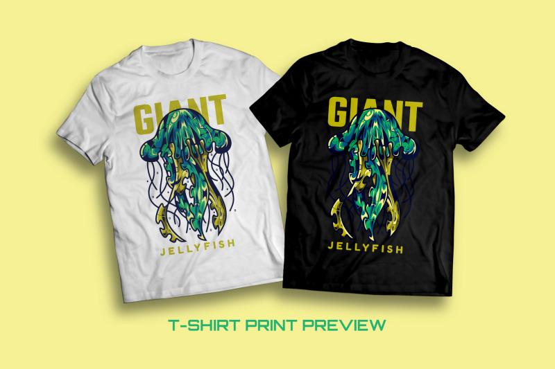 giant-jellyfish-t-shirt-illustration