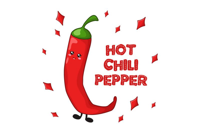 hot-chili-pepper-kawaii