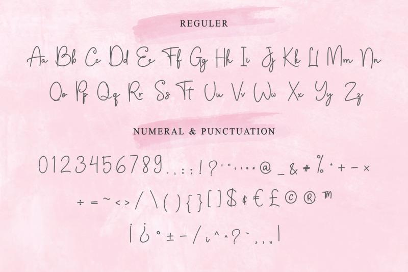 fellycia-font