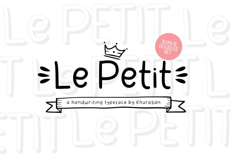 le-petit-doodle