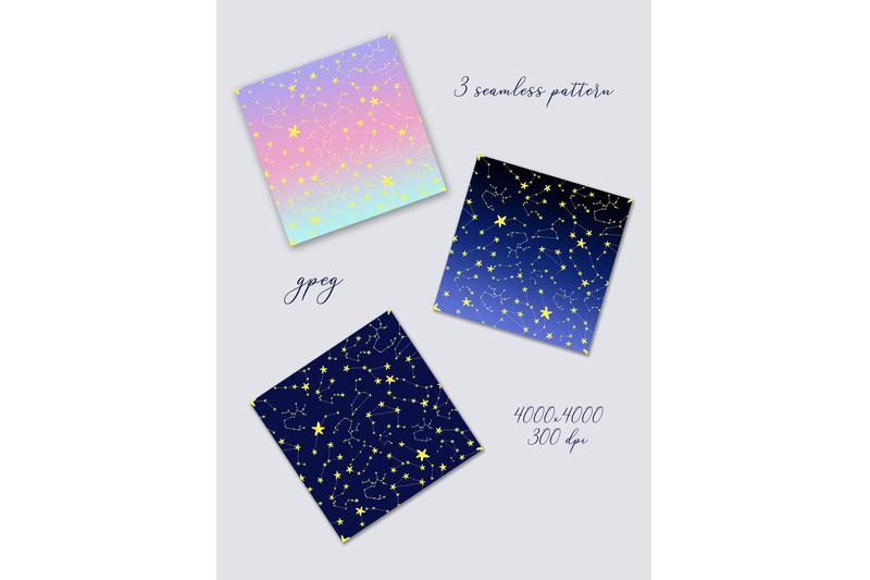watercolor-constellation-milky-way