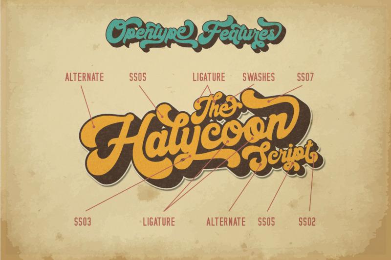 halycoon-script