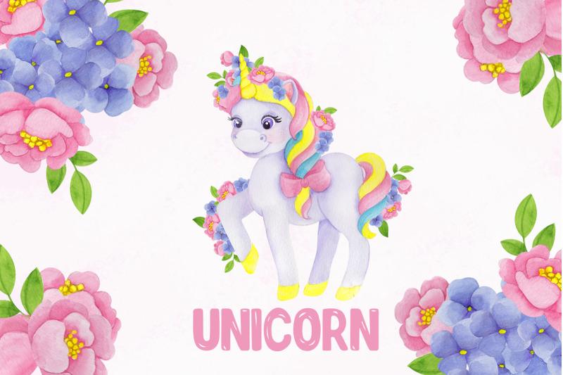 unicorn-cute-watercolor