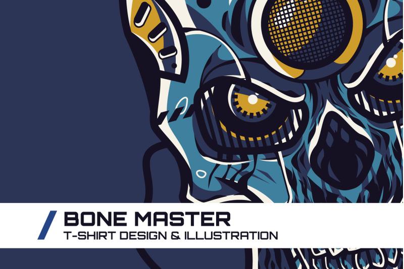 bone-master-t-shirt-illustration