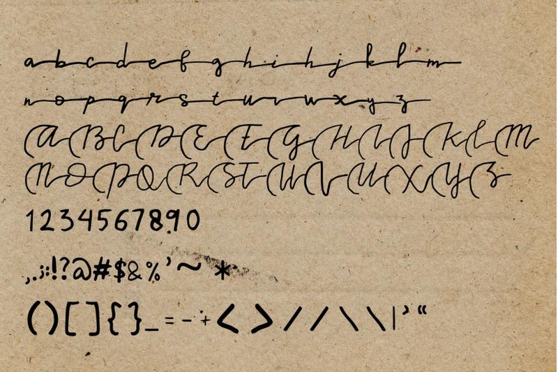 lovina-font