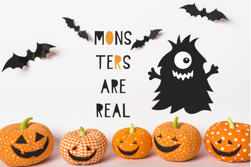 halloween-font-and-graphics-pack