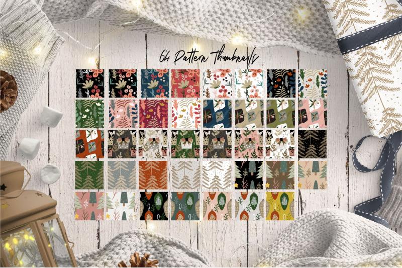 christmas-pattern-vol-1