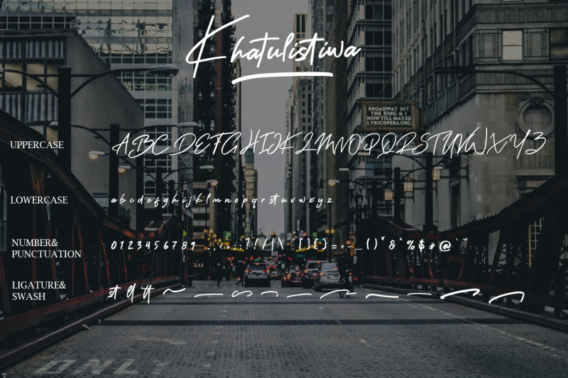 khatulistiwa-brush-script-font