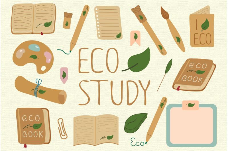 eco-study-20-vector-elements