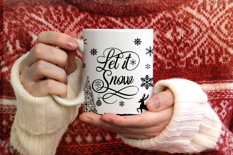 let-it-snow-christmas-svg-cut-file