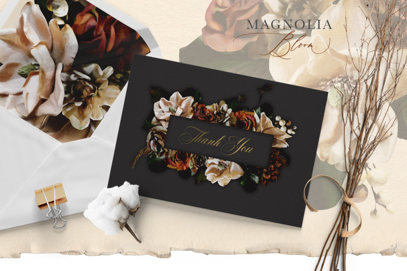 magnolia-bloom-flowers-amp-monograms-clipart