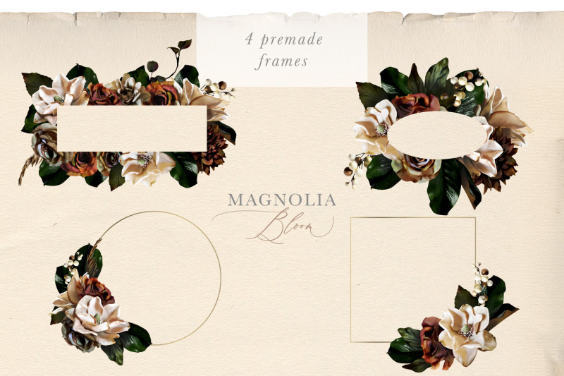 magnolia-bloom-flowers-amp-monograms-clipart