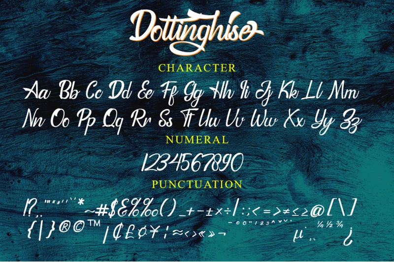 dottinghise-font