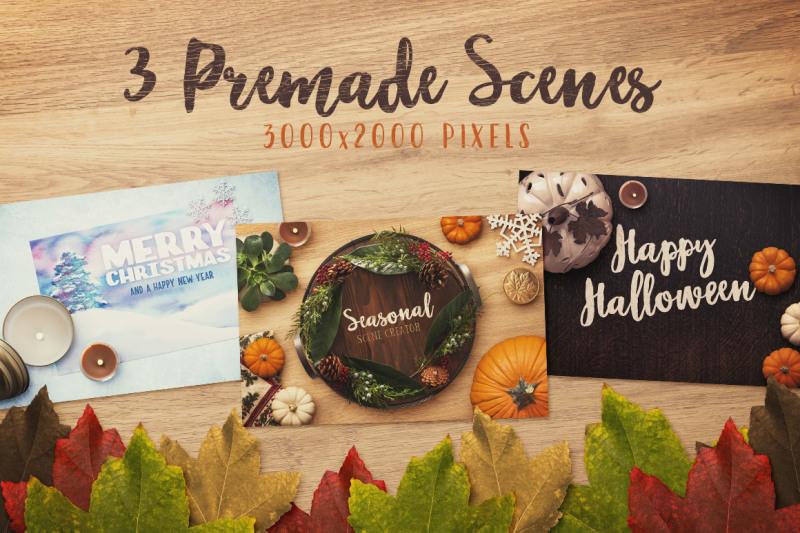 seasonal-scene-creator-volume-1