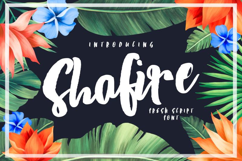 shafire-fresh-script