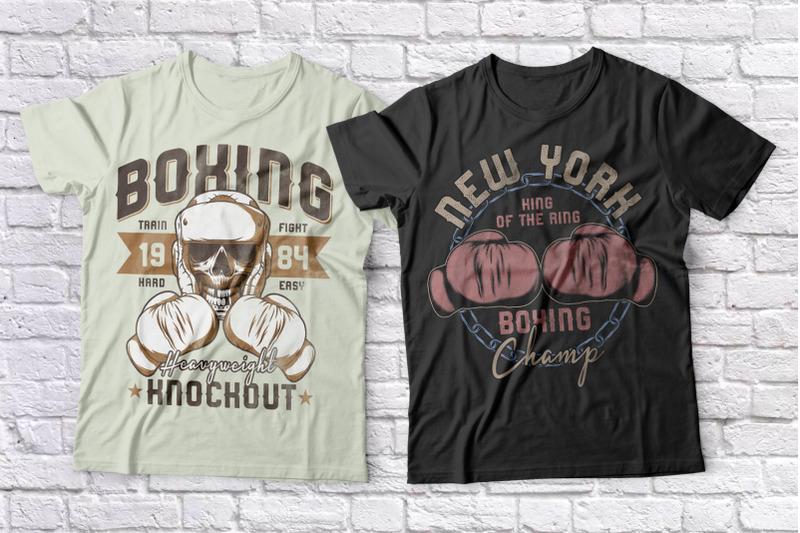 heavy-boxing-font-duo