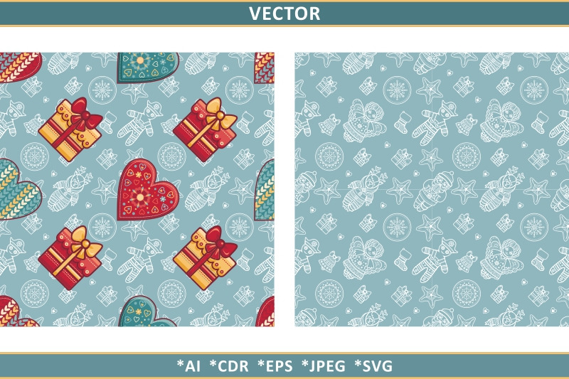 christmas-seamless-pattern