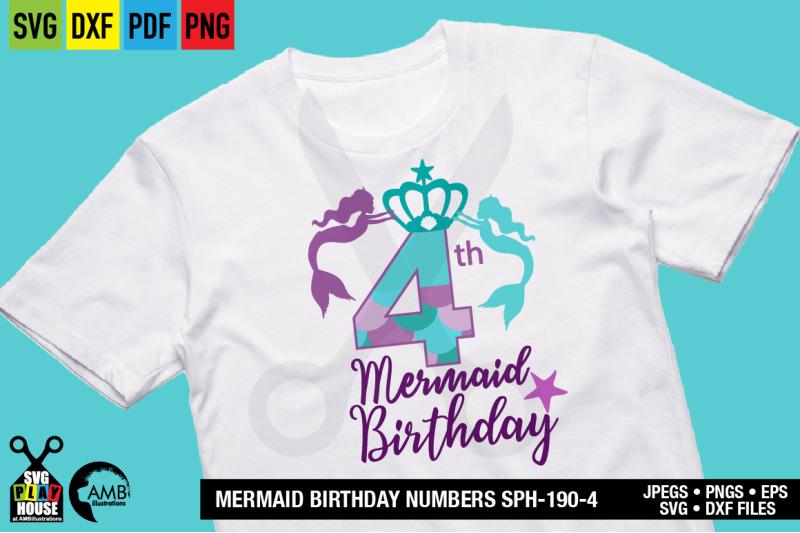 mermaid-birthday-numbers-fourth-birthday-mermaid-numbers-sph-190-4