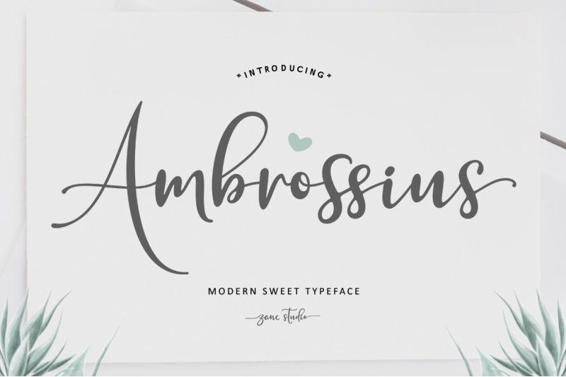 ambrossius-script
