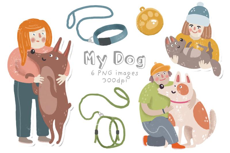 my-dog-clipart