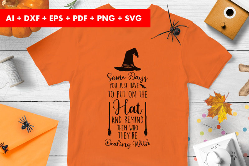 some-days-halloween-quotes-svg-png-transparent