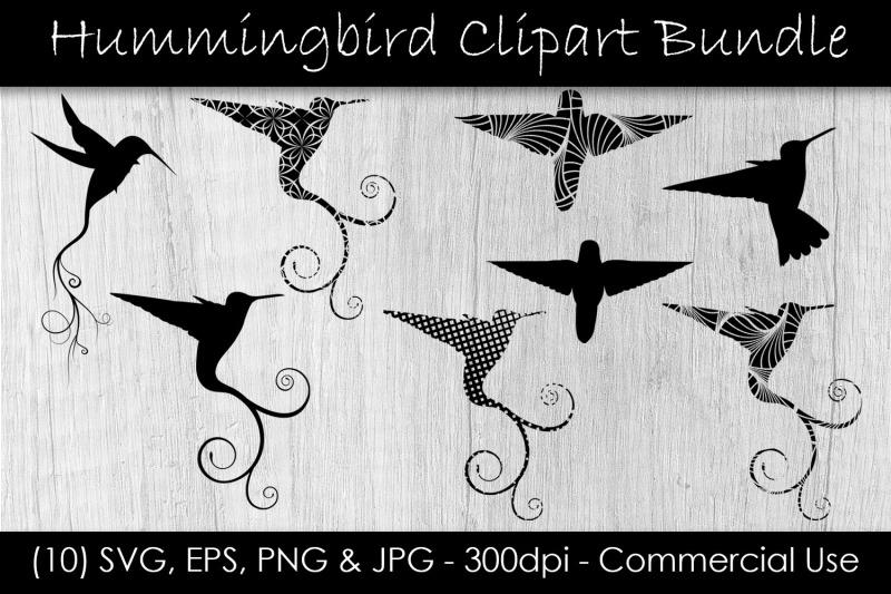hummingbird-svg-bundle-bird-silhouette-clipart