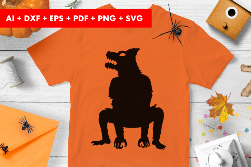 werewolf-halloween-vector-svg-png-transparent