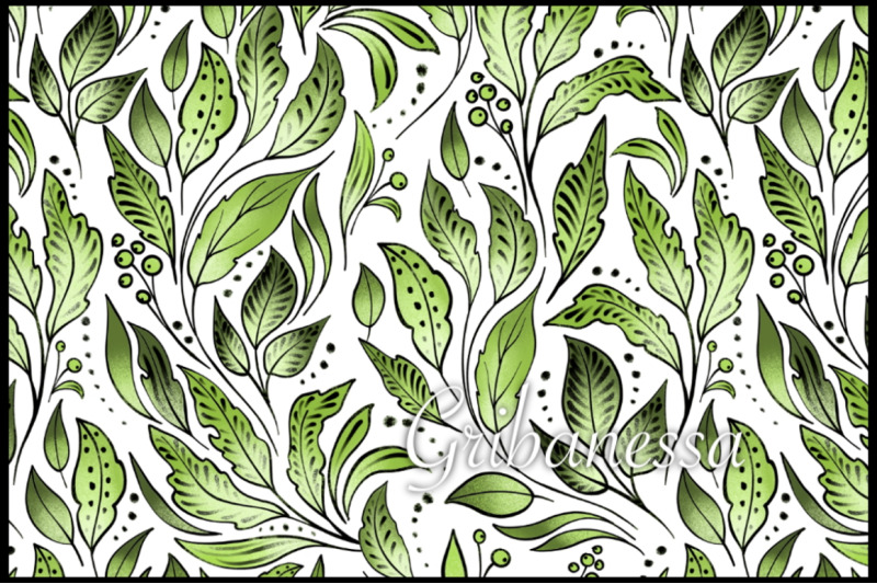 green-pattern-2