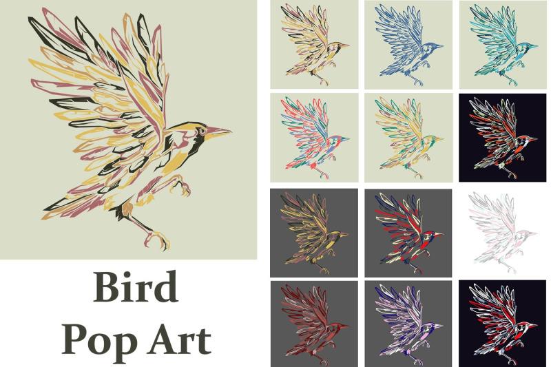 bird-pop-art