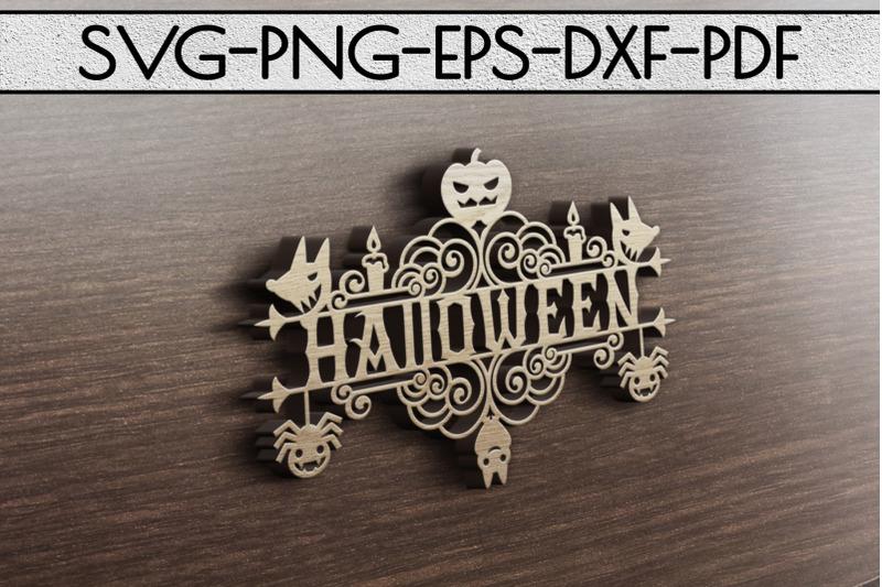 halloween-sign-design-papercut-template-spooky-svg-pdf