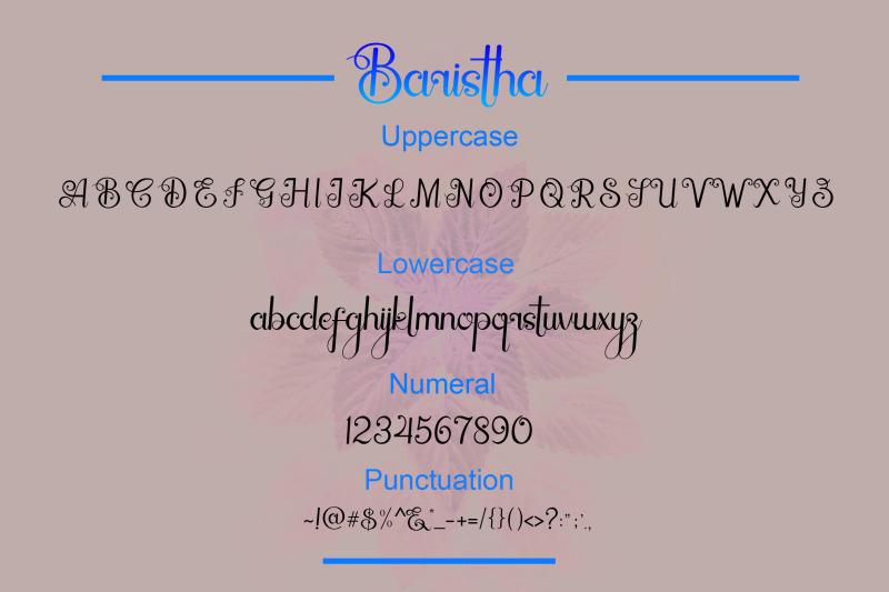 baristha