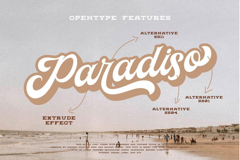 paradiso-script
