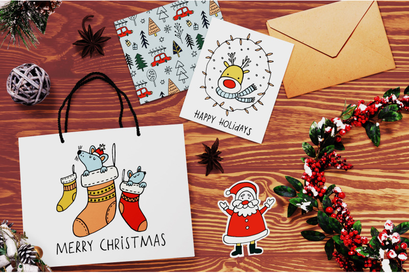 cosy-christmas-clipart