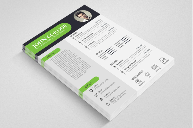 professional-cv-resume-word-template