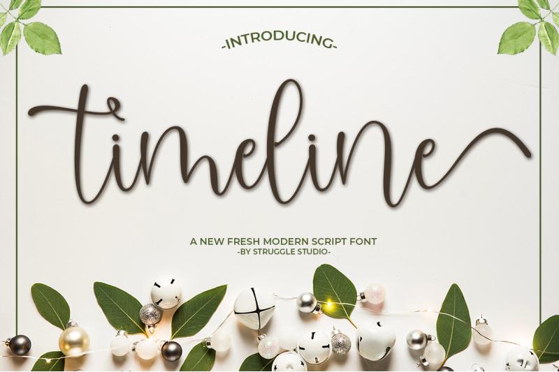 timline-script