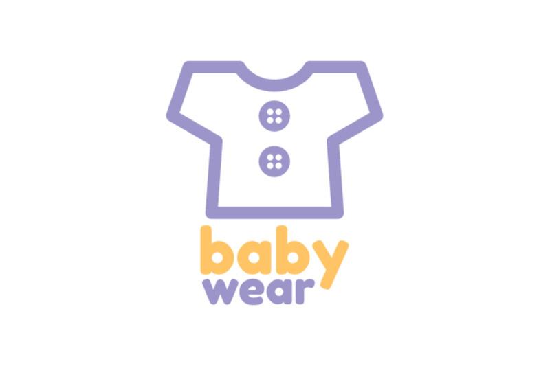 babywear-logo-vector