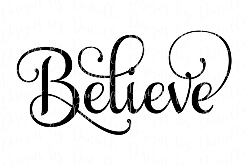 believe-svg-christmas-cutting-file
