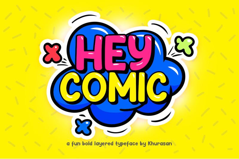 hey-comic