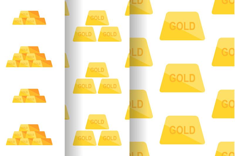 golden-bars-pattern