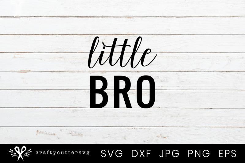 little-bro-svg-cut-file-family-clipart