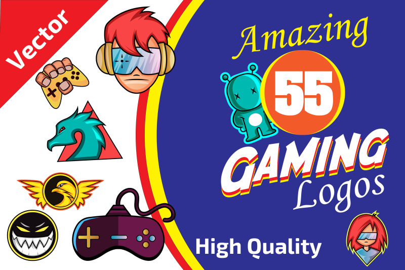 55x-huge-gaming-logo-collection