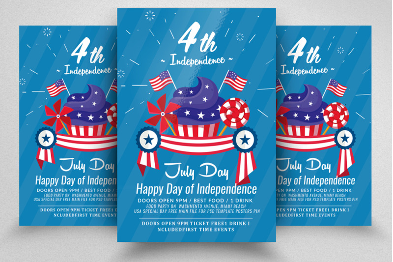july-4-independence-day-flyer-template