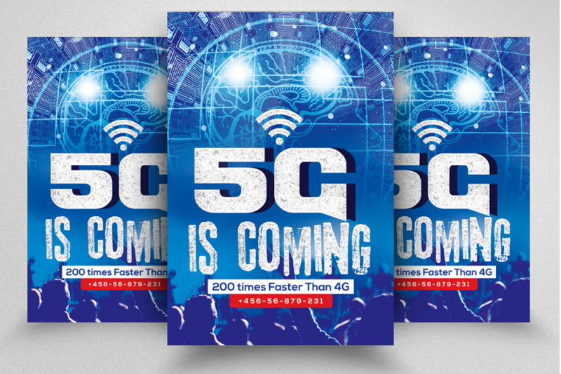 5g-is-coming-flyer-template