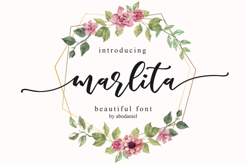 marlita-beautiful-script