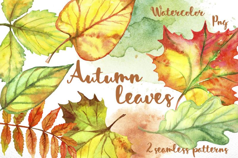 autumn-leave-watercolor
