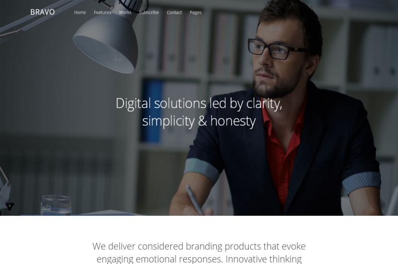 bravo-multipurpose-html-template
