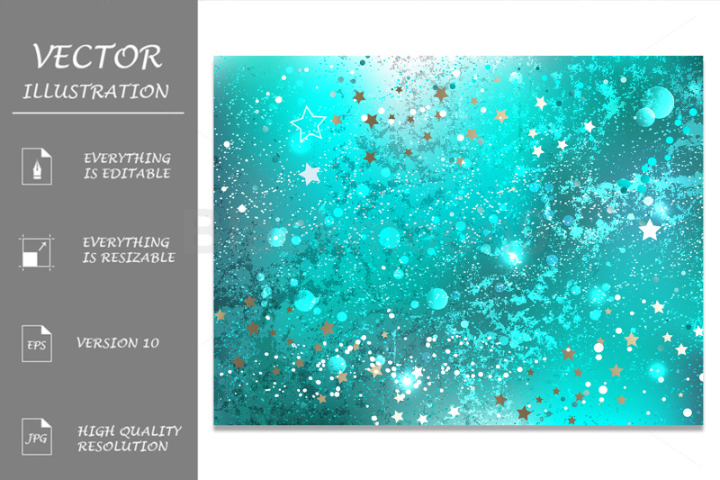 turquoise-foil-background