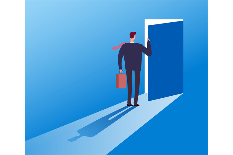 businessman-opening-secret-door-opportunity-accessible-entering-ris