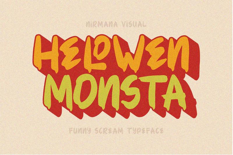 helowen-monsta