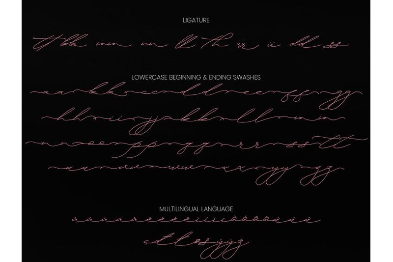 auro-rumpthut-signature-script-font